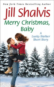 Book Cover: Merry Christmas, Baby by Jill Shalvis