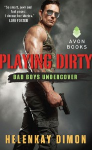 Book Cover: Playing Dirty, HelenKay Dimon